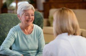 How does live-in care work?
